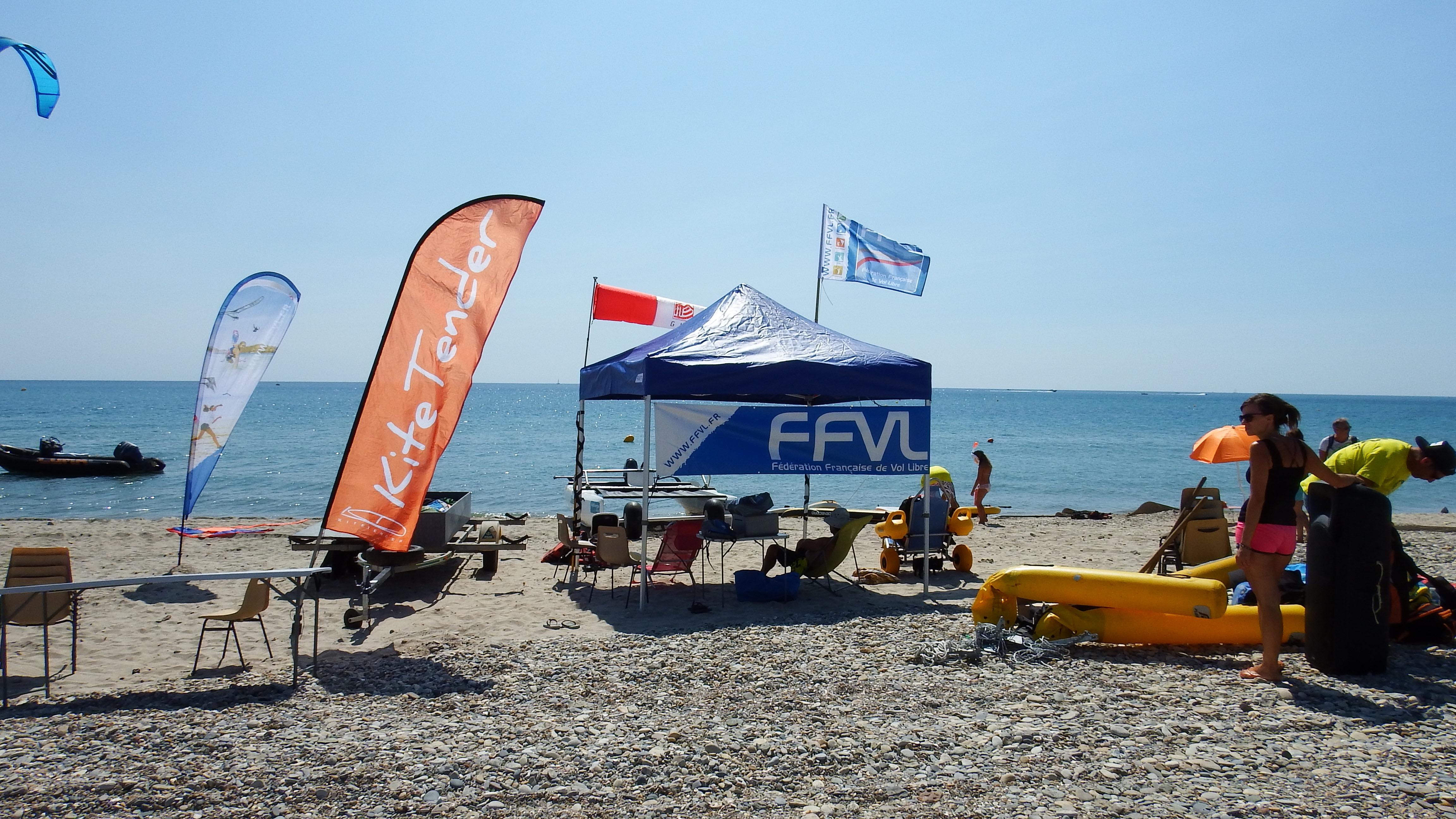 Affiliation FFVL
